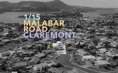 1/15 Malabar Road, Claremont TAS