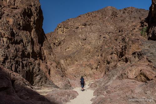 Izrael-Shehoret Canyon