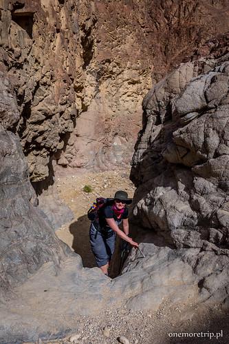 Negew: Shehoret Canyon