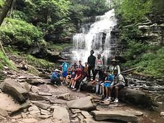 TAP boys at Rickets Glen 2019