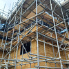 Building Up Behind the Scaffold