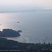 Parga bay with Valtos beach
