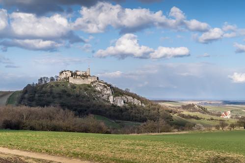Falkenstein Castle (Weiviertel; AT)