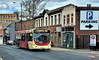 First Bus 69051, Wood St, Doncaster.