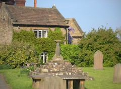 Photo of Sundial in a Ribchester churchyard