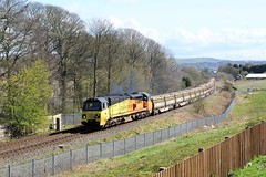 Photo of 70812 Brownhill Blackburn 9-4-21.