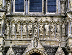 Photo of Saints... and more Saints
