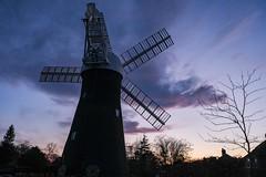 Holgate Windmill, March 2021 - 11