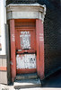 Doorway, 43, 45, North St, Clapham, Lambeth, 1989,