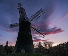 Holgate Windmill, March 2021 - 08
