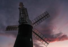 Holgate Windmill, March 2021 - 09