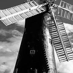 Holgate Windmill, March 2021 - 02