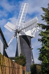 Holgate Windmill, March 2021 - 07