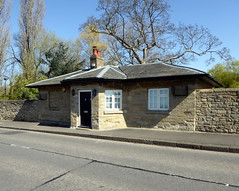 Photo of 1810 Toll House at North Bridge Newport Pagnell - 04Apr21 grade II listed.