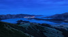 Dusk on Lyttelton Harbour