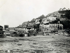 Photo of East Looe from the banjo