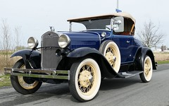 Ford Model A Deluxe Roadster 1931