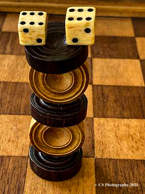 Anyone for backgammon?