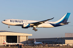Photo of Kuwait Airways Airbus A330-800