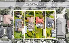 718 - 724 High Street Road, Glen Waverley VIC