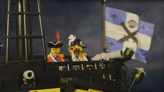Is that a pirate ship I can see? Gosh, those pesky pirates! Episode 3 is coming soon!