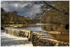 Photo of River Tees at Whorlton.