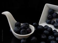 Photo of 2021 04 03 - blueberry still life