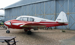 Photo of Piper PA-23-160 Apache G-APMY [23-1258]