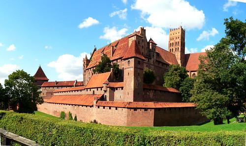 Malborg Zamek -Marienburg (PL) -5