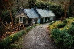 Photo of The Old Laundry House, Langbank, Scotland.