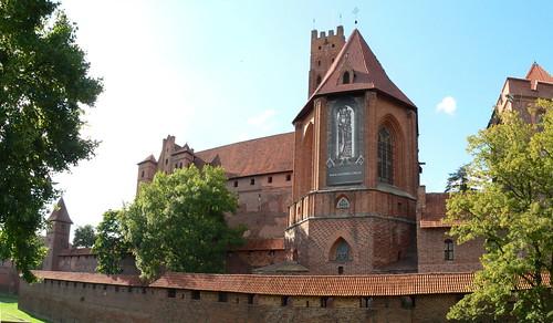 Malborg Zamek -Marienburg (PL) -6