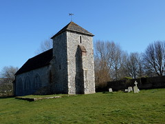 Photo of Botolphs Church and Cemetery