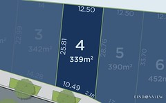 Lot 4, 90 Boundary Road, Wollert VIC