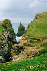 Photo of Gunver Head, North Cornwall