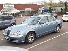 Photo of 2001 Jaguar S-Type