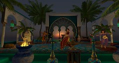 Dance with Vagabonds at The Oasis
