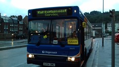 Photo of 34645 at Dover Priory on Rail Replacement