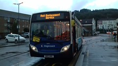 Photo of Stagecoach Dover 36893 on Rail Replacement