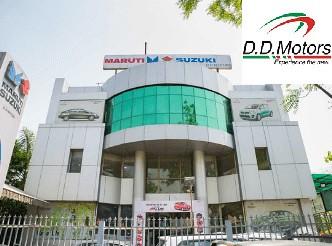 DD Motors - Prominent Car Dealers in New Delhi