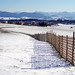 Fence in Schleedorf