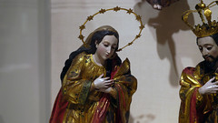 18th century Nativity from Guatemala