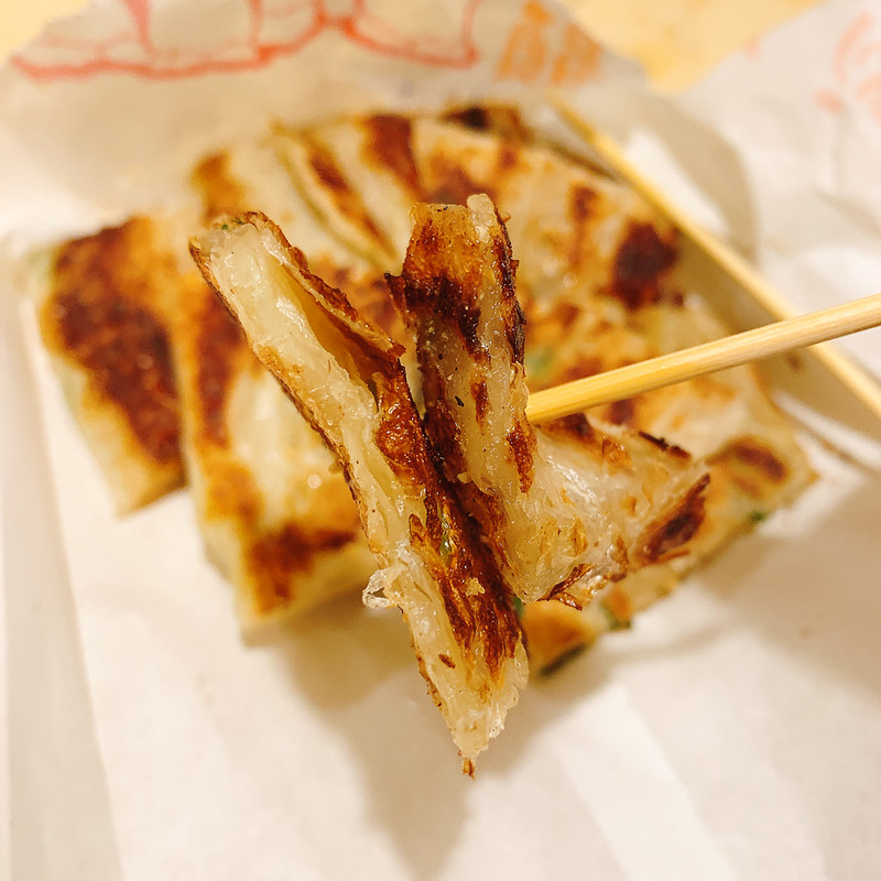古曼蔥油餅