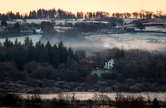 Photo of Distant House, Newton Of Belltrees, Renfrewshire, Scotland, UK