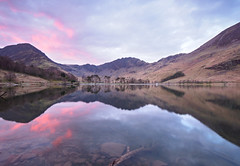 Photo of Buttermere sunrise