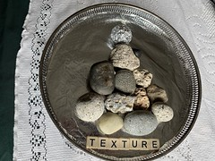 Photo of Salver and rocks