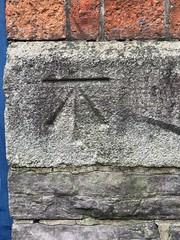 Photo of Cut Mark: Heapy, #211 Blackburn Road