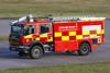Scania 124C-420/Carmichael Viper SN53BND Edinburgh Airport Fire & Rescue Service