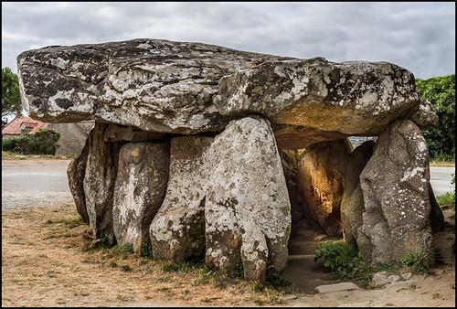 The dolmen of Crucuno (2016)