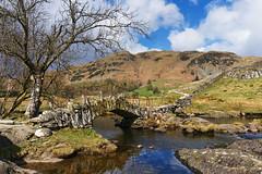 Photo of Slater's Bridge and Lingmoor Fell