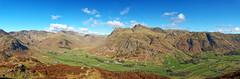 Photo of Great Langdale Panorama